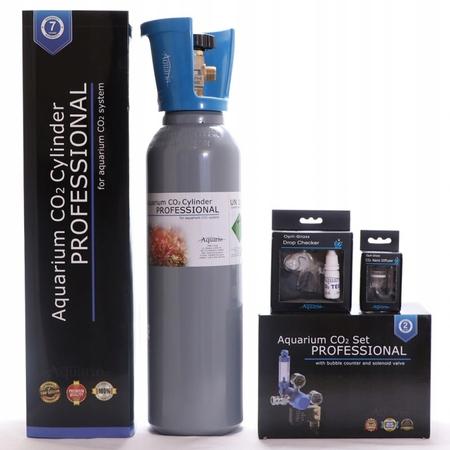 ZESTAW CO2 Aquario BLUE Professional Z BUTLĄ 5L (1)