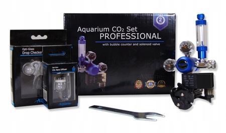ZESTAW CO2 Aquario BLUE Professional BEZ BUTLI (1)