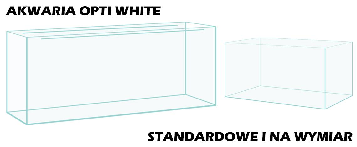 Zapraszamy do zapoznania się z ofertą zbiorników wykonanych ze szkła Opti White